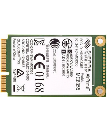 HP un2430 EV-DO/HSPA W8 Mini Card H6F23AA