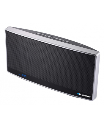 Blaupunkt Głośnik Bluetooth BT20BK, FM PLL/USB/AUX, Power Bank, czarny