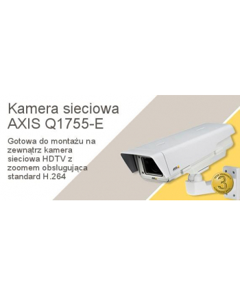 Banana Gold AXIS Q1765-LE KAMERA IP