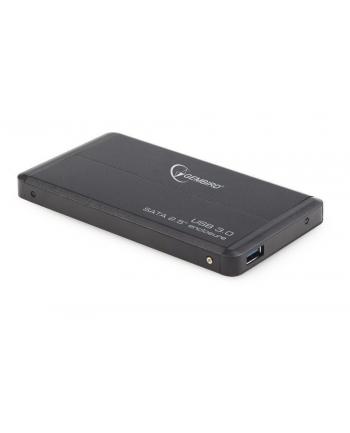 GEMBIRD OBUDOWA USB 3.0 2.5  SATA CZARNA