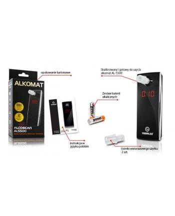 PROMILER ALKOMAT AL5500 + ALKOTEST