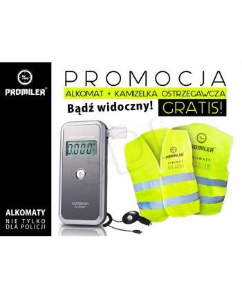 PROMILER ALKOMAT AL7000 + KAMIZELKA