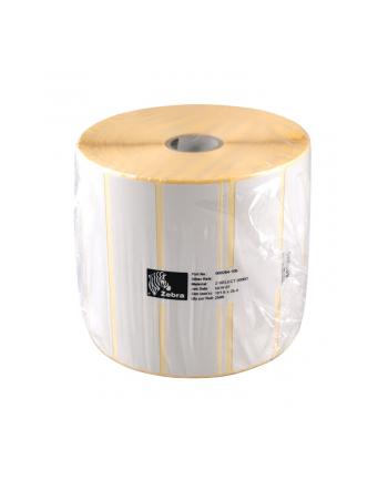 ZEBRA Etykiety termicz do drukarek desktop 101.6mmx