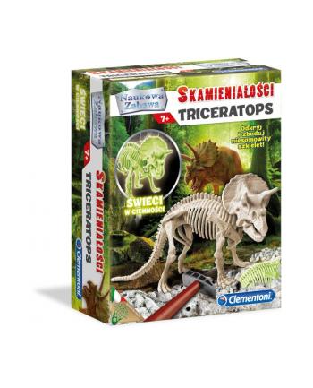 CLEMENTONI Skamieniałości Triceratops