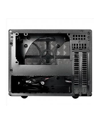 SilverStone Sugo G13 Black ,Mini-ITX case, USB 3.0 x2,  w/o standart SFX PSU,