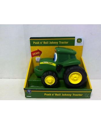 TOMY Traktor Johnny  naciśnij i jedź