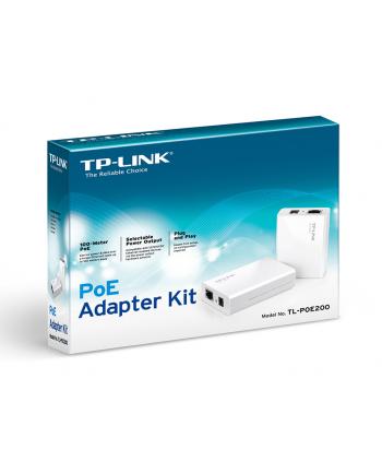 Zestaw adapterów Power over Ethernet