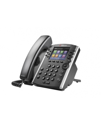VVX 310 6-line Desktop Phone Gigabit Ethernet with HD Voice. Compatible Partner platforms: 20. POE. Ships without power supply.
