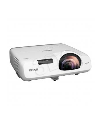 Projector EPSON EB-535W 3LCD/WXGA/16000:1/3400L