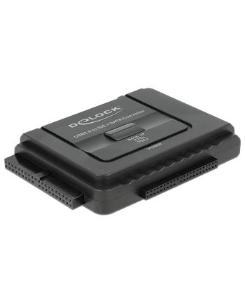 Delock Konwerter USB 3.0 na SATA 6 Gb/s / 40-pinowe IDE / 44-pinowe IDE + backup