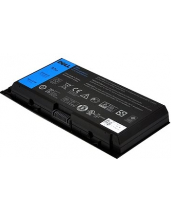 Dell 9 Cell Primary Battery 97Whr, Simplo, Customer Install Precision M4800/M6800