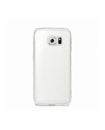 1idea PURO Ultra Slim 0.3 mm Cover Samsung Galaxy S6 EDGE + folia na ekran (transp)