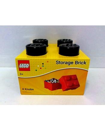 LEGO Pojemnik 4 Czarny