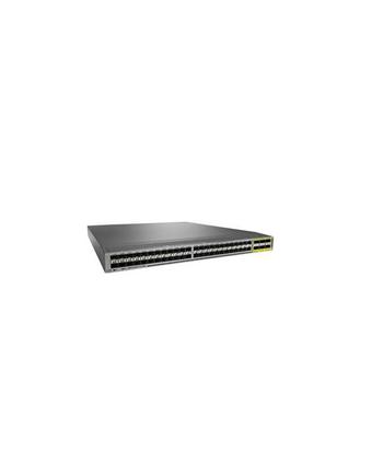 Cisco Nexus 3172P, 48 x SFP+, 6 QSFP+ ports