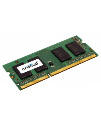 memory SO D3 1866  8GB C11 Crucial, 1x8GB, 1,35V