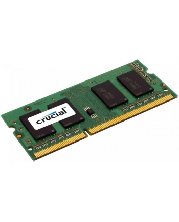 memory SO D3 1066  4GB C7 Crucial MAC, 1x4GB