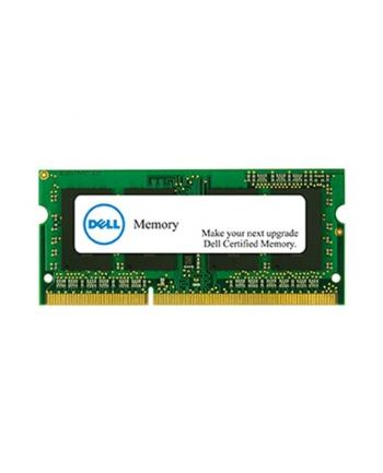 memory SO D3 PC1600 4GB Dell Non ECC, LV für Latitude, Precis