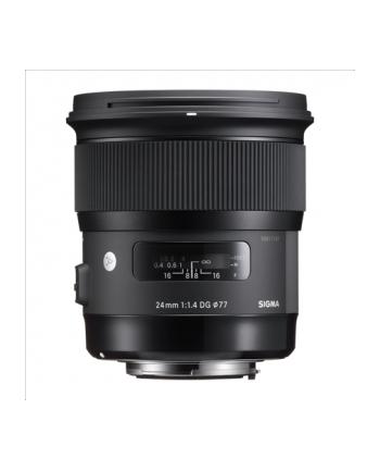 Sigma EX 24mm F1.4 DG HSM for Nikon [Art]