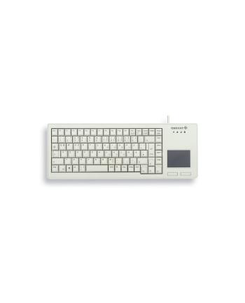 Keyboard Cherry XS G84-5500 Grey/Beige, Touchpad,USB,US Layout