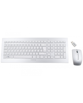 Desktop WL Cherry DW 8000, Silver US Layout