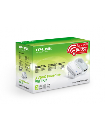Powerline 500mb TP-Link WPA4226KIT