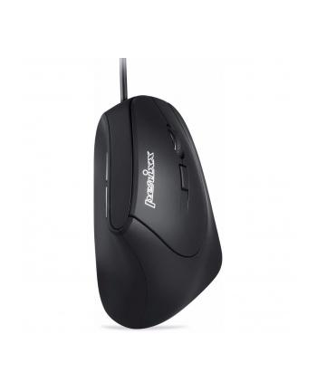 Mysz WL Perixx PERIMICE-515 Ergo, Black, vertical