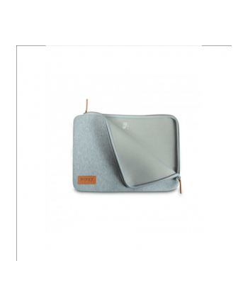 Port Designs NB Bag 12,5 Port Torino Sleeve grey, 305x220x4mm, grey