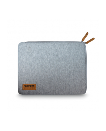 Port Designs NB Bag 13,3 Port Torino Sleeve grey, 320x230x8mm, grey