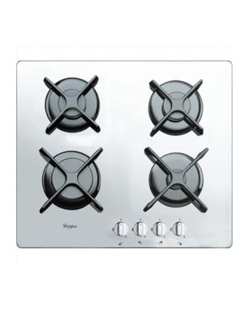 Płyta Gazowa 4-polowa Whirlpool AKT 6400/WH (Biały)