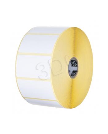 Zebra etykiety termiczne 57x32mm/2100