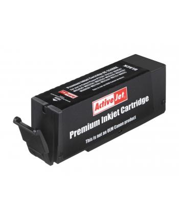 ActiveJet AC-550BR tusz czarny do drukarki Canon (zamiennik Canon PGI-550BK) Premium/ chip