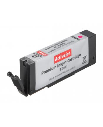ActiveJet AC-551MR tusz magenta do drukarki Canon (zamiennik Canon CLI-551M) Premium/ chip