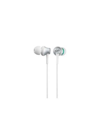 Słuchawki Sony MDR-EX450APW (aluminium/ białe)
