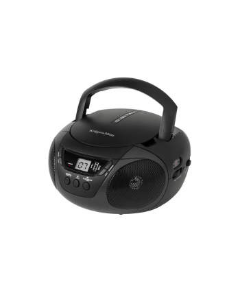 Boombox Kruger&Matz z CD, SD, USB model KM6101