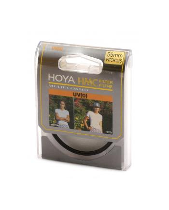 Filtr Hoya HMC UV 55 mm