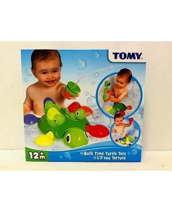 TOMY Żółwie brzdące, zabawka do kąpieli