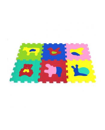 ARTYK 6 EL. Puzzle piankowe Zwierzęta