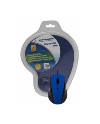 ESPERANZA Przewodowa Mysz Optyczna EM152B USB   1200 DPI + PODKŁADKA ŻELOWA