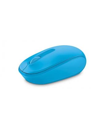 Wireless Mobile Mouse 1850 Cyan Blue - U7Z-00057