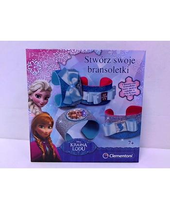 CLEMENTONI Własne bransoletki Frozen