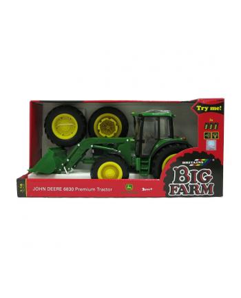 TOMY Traktor z ładowarką John Deere
