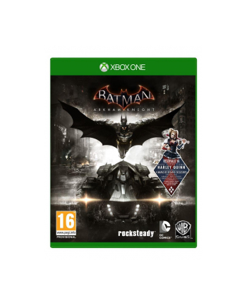 CENEGA POLSKA Gra Batman: Arkham Knight (XBOX One)