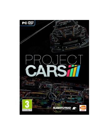 CENEGA POLSKA Gra Project CARS (PC)