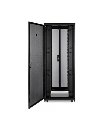 APC NetShelter SV 42U 800mm Wide x 1200mm Deep Enclosure with Sides Black