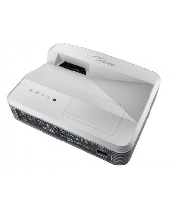 Projektor Optoma  W320USTi (DLP; WXGA  4000 ANSI; 20000:1)