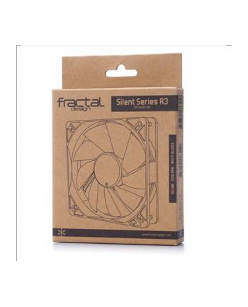 WENTYLATOR FRACTAL DESIGN SILENT R3 120mm