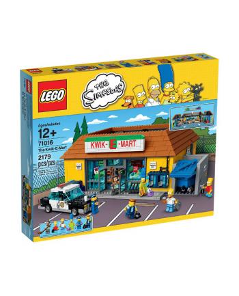 LEGO KwikEMart, Simpsons