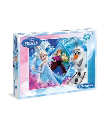CLEMENTONI 100 EL. Frozen