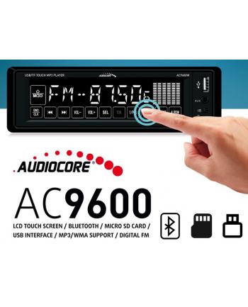 Radioodtwarzacz dotykowy AC9600W
