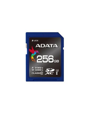 ADATA Premier Pro SDXC UHS-I U3 256GB (Video Full HD) Retail